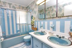 10 Cherry Lane--Just One of its Five Baths!
