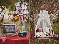 pinterest photo booth ideas | Photo Booth Ideas for parties / Romantic.