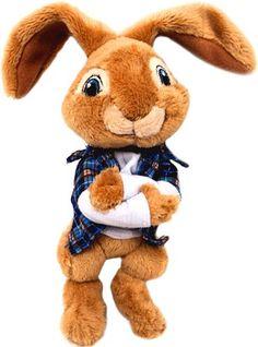 Hop Movie 6 Inch Mini Plush Figure E.B. Bunny Funrise http://www.amazon.com/dp/B004UXNH2Q/ref=cm_sw_r_pi_dp_NH17wb0SFRTRX