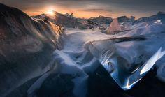 The Ice by Por Pathompat on 500px