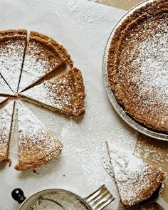 Crack pie has quickly become a staple of our storefront at Milk Bar. This recipe makes two pies (two pies are always better than one)