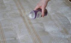 How To Clean Your Mattress Photo HA! My husband thinks I'm crazy that even though we have a mattress protector, I'm doing this every two weeks. I haul the entire vacuum up on that mattress too. Homemade Cleaning Products, Cleaning Recipes, Natural Cleaning Products, Cleaning Hacks, Diy Cleaners, Cleaners Homemade, Household Cleaners, Green Cleaning, Spring Cleaning