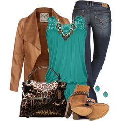 A fashion look from January 2014 featuring lace tank, western jackets and slim fit jeans. Browse and shop related looks. Look Fashion, Winter Fashion, Fashion Outfits, Womens Fashion, Fashion Trends, Spring Fashion, Casual Outfits, Cute Outfits, Lace Tank