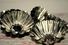 cherished*vintage: DIY Vintage Style Reflectors For Your Christmas Tree