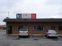 Serra's Pizza   12218 McKelvey Road  Maryland Heights, MO 63043  (314) 739-0881 * AKA HEAVEN