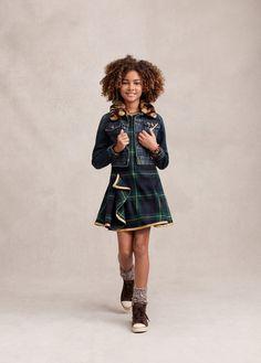 ALALOSHA: VOGUE ENFANTS: Ralph Lauren Girls' Fashion AW'13 lookbook