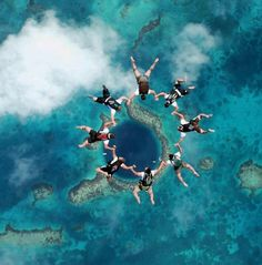 ❤I WOULD JUMP.. . INTO THE HOLE.. AND SCUBA.. BEST OF BOTH WORLDS❤