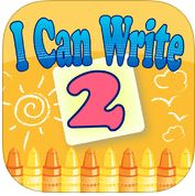 I Can Write - A Series of Free iPad Apps for Young Writers