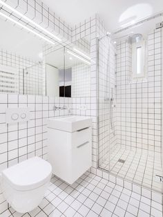 Bathroom Refresh Minimalist how to refresh a bathroom style | black grout, white subway tiles