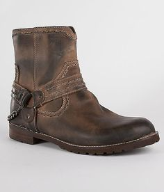 Bed Stu Industry Harness Boot