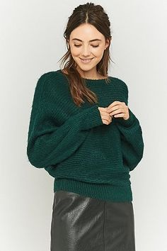 Urban Outfitters - Pull chauve-souris en maille