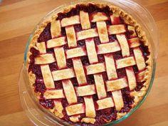 Easy Raspberry Pie