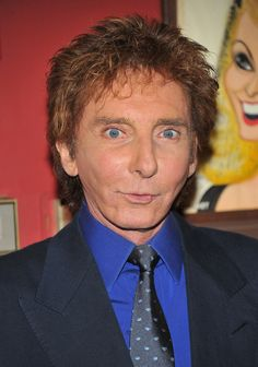 Barry Manilow Photos: Barry Manilow Caricature Unveiling At Sardi's