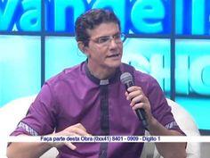 Ciúmes - padre Reginaldo Manzotti - Programa Evangeliza Show - 08/06/2013