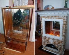 До и после: удивительное преображение старой советской мебели. Вот что можно сделать, имея желание!
