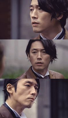Jang Hyuk, even soaked in the rain he looks so good! Fated to Love You