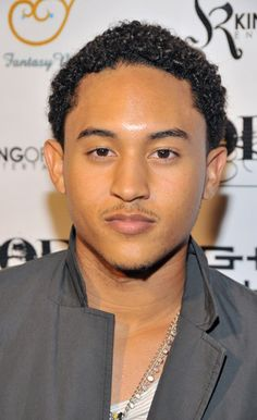 All grown up! Taj Mowry