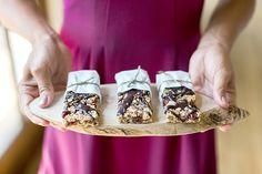 Healthy Granola Bars via Lauren Lowstan