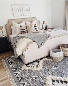 Home Decoration Industrial .Home Decoration Industrial Bedroom Inspo, Home Decor Bedroom, Living Room Decor, Modern Bedroom, Contemporary Bedroom, Bedroom Black, Trendy Bedroom, Long Bedroom Ideas, Indie Bedroom