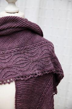Ravelry: Ascalon pattern by Christelle Nihoul