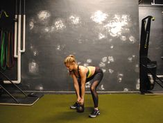 Kettlebell Workout | POPSUGAR Fitness
