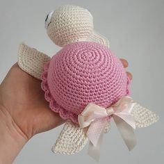 Mesmerizing Crochet an Amigurumi Rabbit Ideas. Lovely Crochet an Amigurumi Rabbit Ideas. Knitting Loom Dolls, Loom Knitting Patterns, Amigurumi Patterns, Knitting Ideas, Bead Crochet, Crochet Toys, Diy Crochet, Wire Jewelry Patterns, Double Crochet Decrease