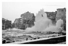 Saint-Malo, grandes marées Février 2014