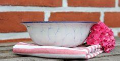 Email Schale mit Wabenmuster von FrlBetty  auf DaWanda.com
