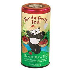 This tea is wonderful - Panda Berry Tea by Republic of Tea