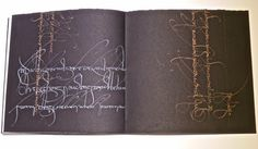 The Moving Line of Roman Cursive, a workshop of Massimo Polello, 2014