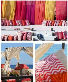 Custom pillows for your wedding or special event in #loscabos  Contact us to: linensthingsandmore@suzannemorel.com  #accessories and #decor #pillow  #colorful pillows #details #curtains  #beachevent #events #weddings #specialevents #beachparties Custom Pillows, Event Design, Special Events, Backdrops, Destination Wedding, Tapestry, Curtains, Colorful Pillows, Blanket