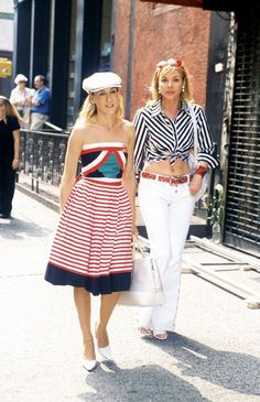 Sex and the City 15th Anniversary: Seven of Carrie's Coolest Looks : Dressed