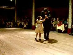 ❤ Such a lovely dance !!  father and daughter - Tango  ❤