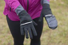 The BEST running gloves ever!!!