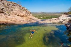 Kakadu National Park - a natural wonder of Australia. Click inside to see the others! Perth, Brisbane, Melbourne, Sydney, Kakadu National Park, National Parks, Australian Road Trip, Plunge Pool, Explore Travel