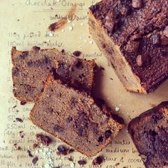 This Chocolate Orange Protein Bread is a healthy alternative for a post work out gains treat. Simple and tasty - Another slice please??