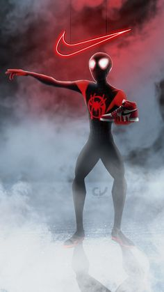 Miles Morales - Ultimate Spider-Man, Into the Spider-Verse Miles Spiderman, Miles Morales Spiderman, Black Spiderman, Spiderman Spider, Amazing Spiderman, Siper Man, Marvel Background, Marvel Drawings, Avengers Wallpaper