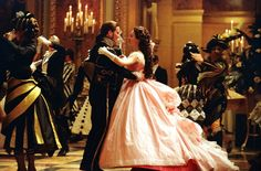 Emmy Rossum and Patrick Wilson in The Phantom of the Opera (2004)