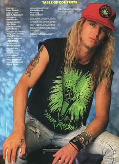 welcome to the fucking jungle — Happy birthday, you sexy man! (Born on March. Bret Michaels Poison, Bret Michaels Band, Poison The Band, Rock Music, My Music, 80s Hair Bands, Heavy Metal Bands, Ex Husbands, Pretty Boys