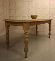 english antique pine kitchen dining table. beautiful ideas. Home Design Ideas