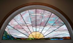 Glass Eye 2000 Stained Glass Software - Design of the Month Stained Glass Paint, Stained Glass Designs, Stained Glass Panels, Stained Glass Projects, Stained Glass Patterns, Leaded Glass, Mosaic Glass, Glass Art, Glass Block Crafts