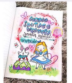 Notebook, Bullet Journal, Lettering, Instagram, Creative, Amor, Science Notebooks, Science Notebook Cover, Decorated Notebooks