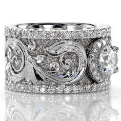 Exquisite diamond engagement rings www.finditforweddings.com