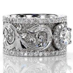 Exquisite diamond engagement rings www.finditforweddings.com