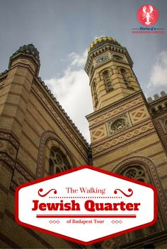 Budapest is home to a long and rich Jewish history. Take a free walking tour and learn more about the colorful neighborhood.