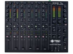 Funktion One FF6 2 Mixer