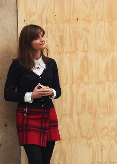 On a scale of one to ten - how ridiculous would I look if I went as Clara for Halloween? Specifically, this outfit?