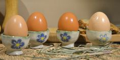 Ceramic and eggs:-)