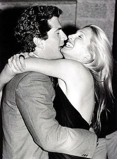john kennedy jr and carolyn bessette kennedy