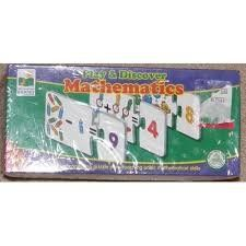 PLAY AND DISCOVER MATHEMATICS PLAY AND DISCOVER MATHEMATICS-30 SELF CORRECTING PUZZLE PAIRS TEACHING BASIC MATHEMATICAL SKILLS,http://www.amazon.com/dp/B000WW1D4S/ref=cm_sw_r_pi_dp_Zf8ysb0VEYGQCNYX